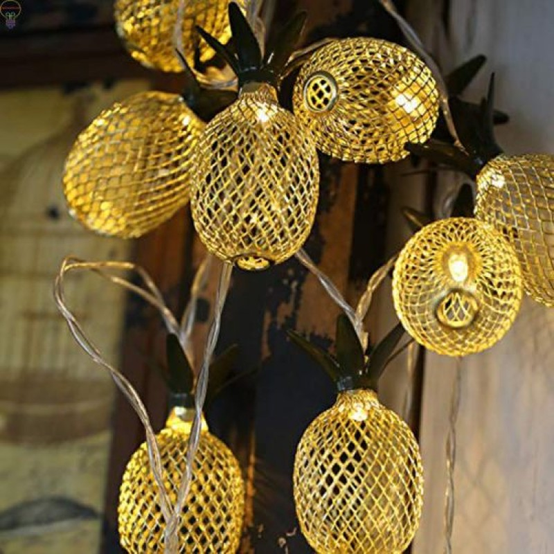 Pineapple Fairy Light (20 String)