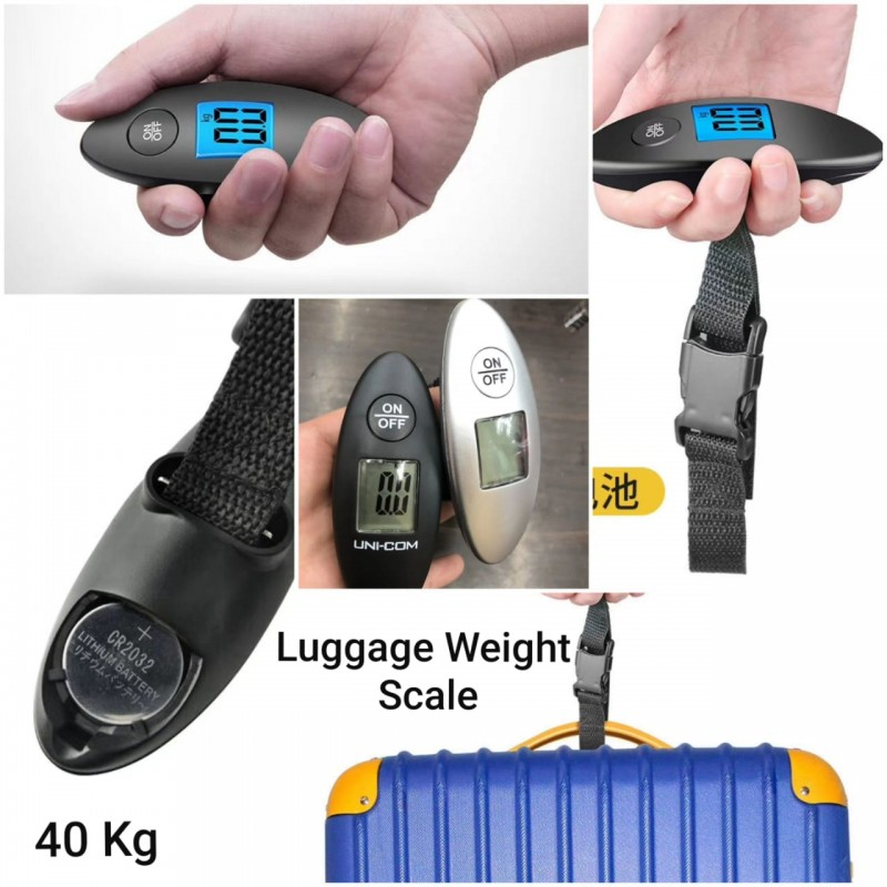 Weight Scale (2 Pieces)