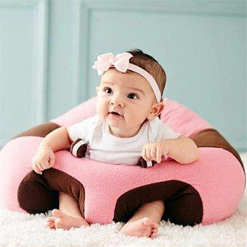 Baby Support Seat Plush Soft Baby Sofa