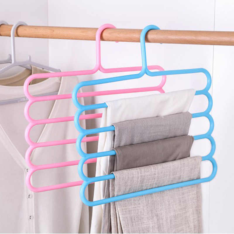 5 Layer Multi-Functional Hangers