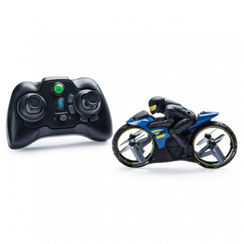 2 In 1 Ground and Flight RC Flying Motorcycle
