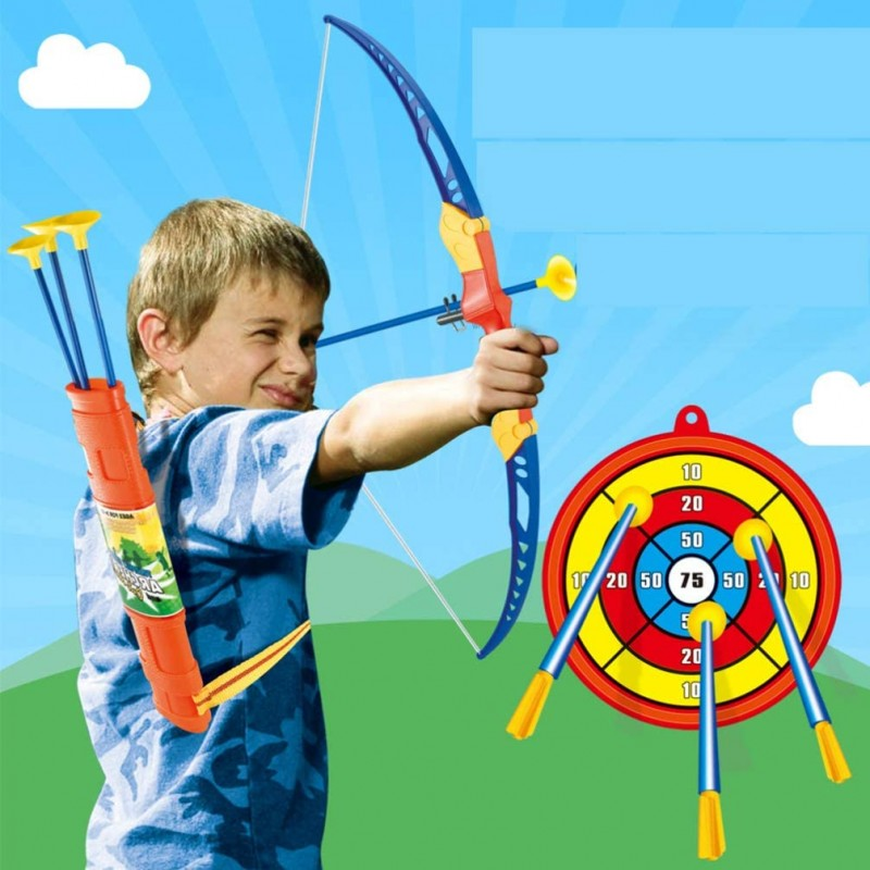 Kids Action Archery Target Hunting Game