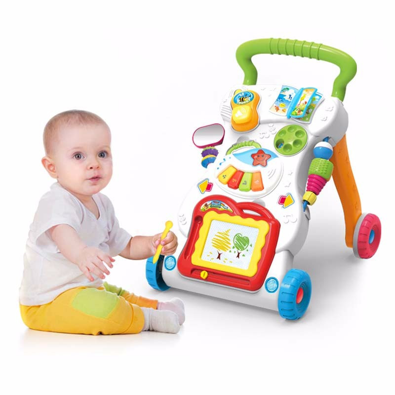Baby Activity Music Walker