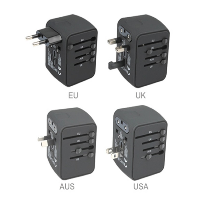 FASTER Worldwide Universal Travel Adapter