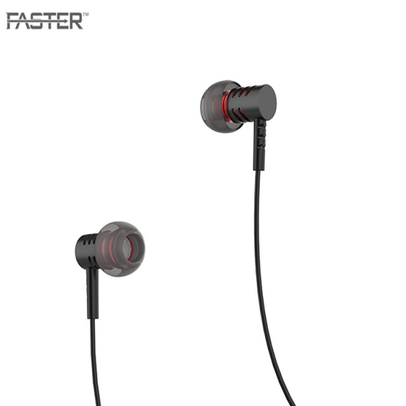 FASTER FH-108 Freedom Bass Music Earphones