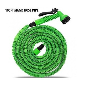 Magic Hose Water Spray Pipe 100Ft