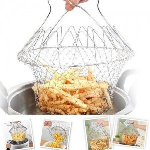 Chef Basket For Cooking