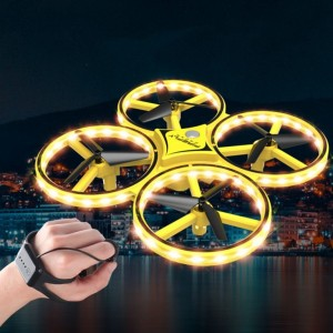 Remote Control Drone Toy | Watch Control