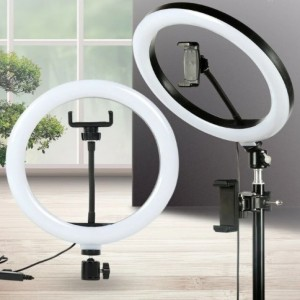 26 cm Ring Light (Only Light No Stand/Case)