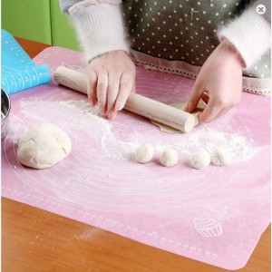 Silicone Baking Mats Sheet Pizza Dough Non-Stick